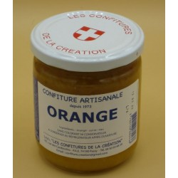 Confiture d'Orange par les...